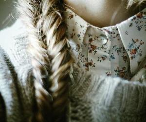 hair, vintage, and style image