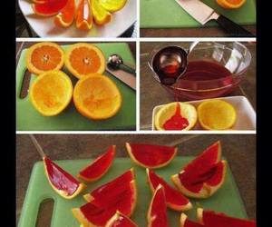 <3, colorful, and food image