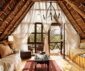 africa, attic, and brown image