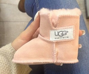 baby, ugg, and cute image