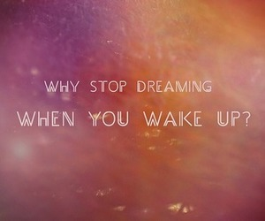 Dream, dreamy, and stop image