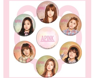 apink, hayoung, and eunji image