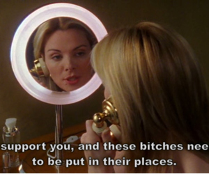 sex and the city and samantha jones image