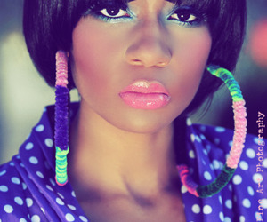 color, pretty, and hoops image