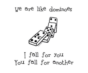 dominoes, fail, and for image