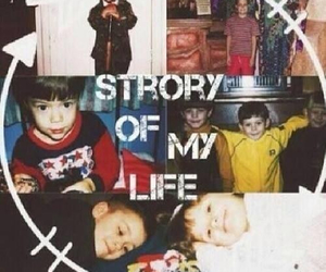 one direction, story of my life, and liam payne image
