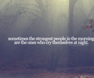 quote, text, and strong image