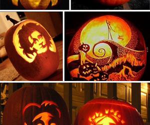 corpse bride, edward scissor hands, and Halloween image
