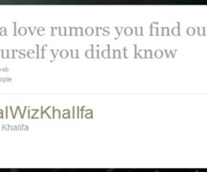 quote, rapper, and wiz khalifa image