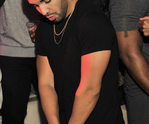 black, dope, and Drake image