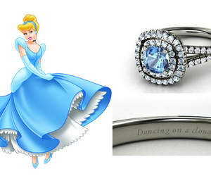 disney, princess, and ring image