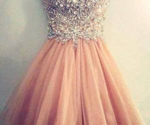 *-*, bling, and dress image