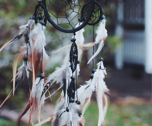 dreamcatcher and love image