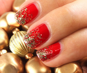 nail art, nails, and girls image