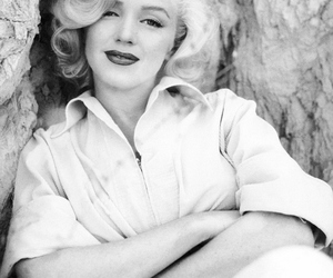 Marilyn Monroe, marilyn, and blonde image