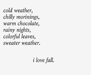 autumn, fall, and love image