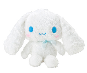 cinnamoroll, kawaii, and plush image
