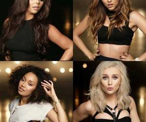 little mix, Move, and perrie image