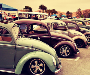 colors, pretty, and volkswagen image