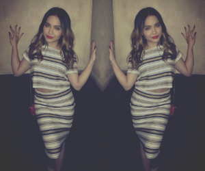 beautiful and stella hudgens image