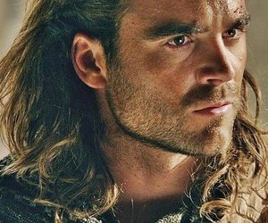 gannicus, spartacus, and Hot image