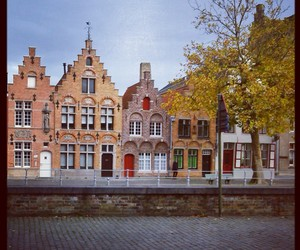 beautifull, brugges, and city image