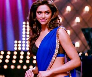 blue, india, and bollywood image