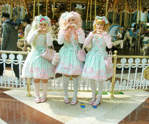 angelic pretty, lolita, and sweet lolita image