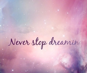 Dream, quote, and tumblr image