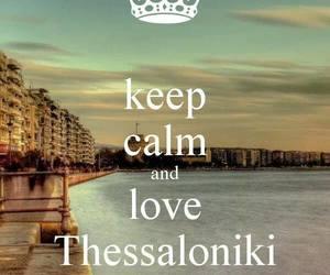 Greece, thessaloniki, and greek image