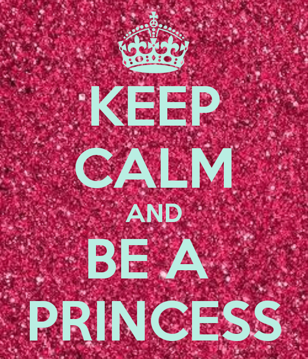 Be a princess shared by Nathalie  -  on We Heart It 9c72aefe30e