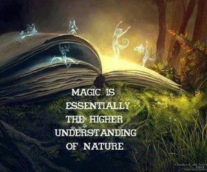 nature and magic image