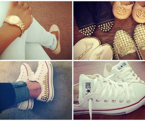 shoes, fashion, and all star image