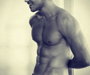 abs, boy, and beautiful image