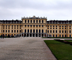 palace, rococo, and sissi image