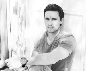 black and white, cute, and guys image