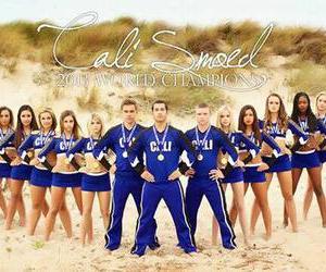 cheer, cheerleading, and smoed image