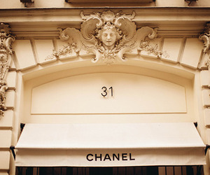 chanel, fashion, and architecture image