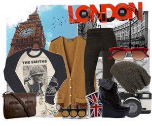 Big Ben, fashion, and the smiths image