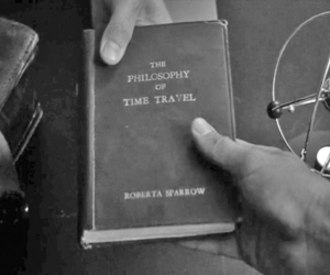 book, donnie darko, and time travel image