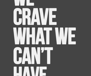 quote, crave, and true image