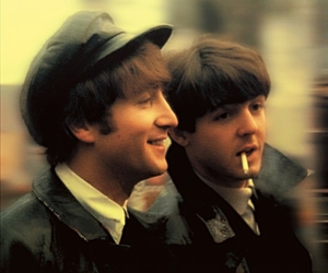 John Lennon The Beatles And Paul McCartney Image