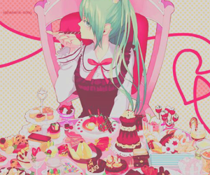 anime, miku, and vocaloid image