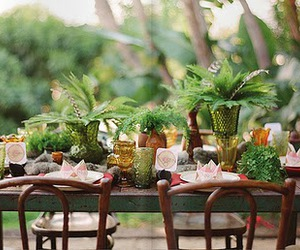 inspire, outside, and dinning image