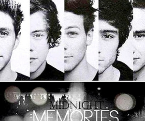 midnight memories, one direction, and liam payne image