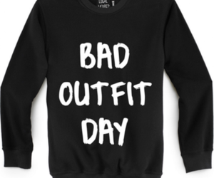 bad, day, and outfit image