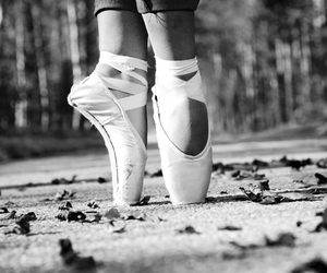 autumn, ballet, and dance image