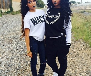 swag and india westbrooks image