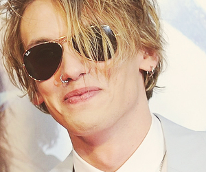 Jamie Campbell Bower, the mortal instruments, and city of bones image