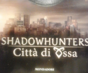 city of bones, shadowhunters, and città di ossa image